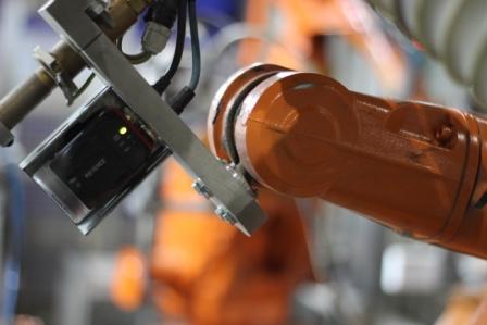 Техническое зрение - робот ABB